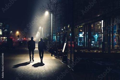 Antwerpen bei Nacht © Jeffrey