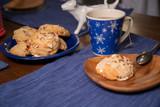 tea and scones snack