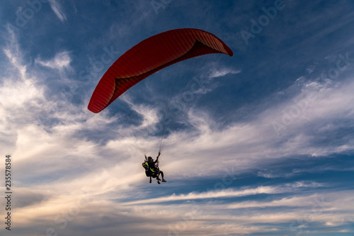 Paragliding at the Torrey Pines Gliderport, La Jolla, California, 8 © David Levin
