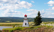 Harvey Bank Shipyard Park - Anderson Hollow Lighthouse - NB
