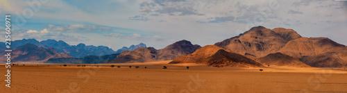 Leinwandbild Motiv Namib desert, Namibia Africa landscape