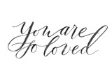 Love Lettering Calligraphy