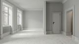Leere verschachtelte Wohnung - 235644952