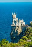 The Swallows Nest Castle near Yalta in Crimea - 235647526
