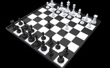 Chess. 3D rendering.