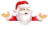 Weihnachtsmann Angebot unten