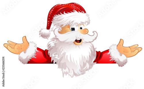 Weihnachtsmann Angebot unten - 235666314