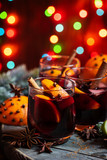 Mulled wine - 235703926