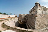 A beautifull fort.