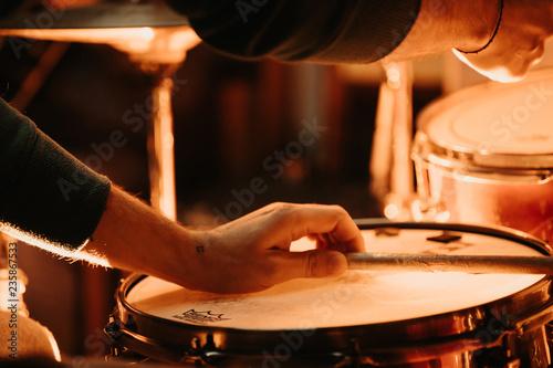 details of a drummer - 235867533