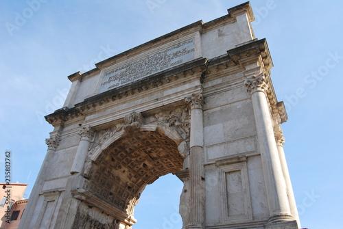 fototapeta na ścianę I Fori Imperiali, Roma, Italia