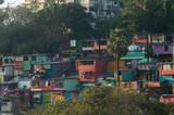 Residential Quarter Mumbai, India