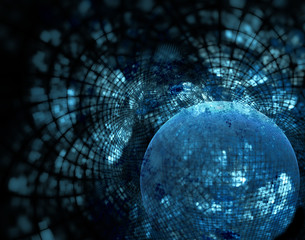 Internet and information networks, dissemination of information in the world