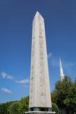 Obelisk of Theodosius in Istanbul City