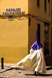Procesiones de Semana Santa en Sevilla, Andalucia, España. - 236013761