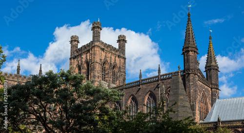 fototapeta na ścianę Chester Cathedral in the UK