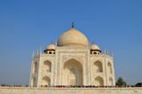 Mausolée du Taj Mahal, Agra, Inde (4)