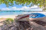 Mouillage de Coin de Mire, île Maurice  © Unclesam