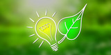 Concept of green energy - 236129745