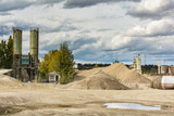 Extraction, treatment and sale of all types of natural and artificial sand - 236137127