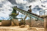Extraction, treatment and sale of all types of natural and artificial sand - 236137150