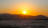 sunset in mountains © Анна Володькина