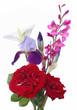 Quadro Bouquet de fleurs printanières