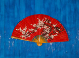 Chinese,  Japanese Traditional Fan