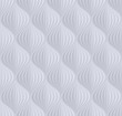 seamless background with 3D pattern - 236197376