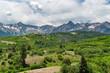 view of colorado mountains