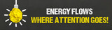 Energy flows where attention goes! - 236259757