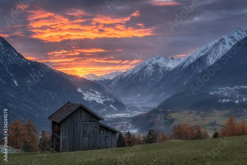 Leinwandbild Motiv Winter is Coming