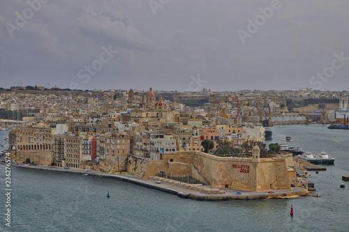 Valletta, Malta - 236276574