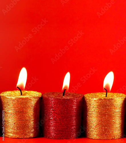In Our Sunday Best - Holiday Candle Lights - 236278523