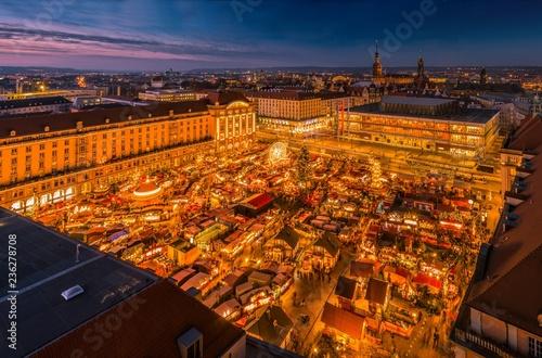 Striezelmarkt Dresden - 236278708