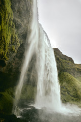Seljalandsfoss - the most beautiful waterfall in Iceland