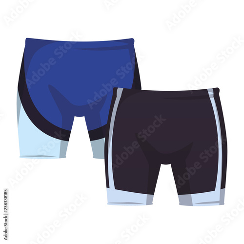 Two sport pants clothes