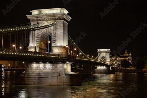 fototapeta na ścianę Brücke Budapest