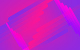 Modern proton purple and plastic pink stylish geometric trendy background with deep gradients and vibrant colors. Futuristic simplistic shapes design ideal for, business cards and posters.