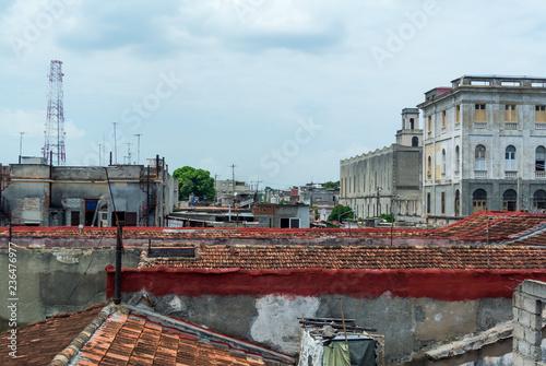 fototapeta na ścianę Streets of Cuba