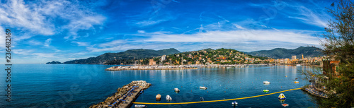 Panorama Rapallo © Vincenzo