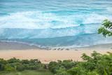 Nyang Nyang white sands beach on Bali Indonasia