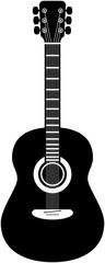 Acoustic Guitar Vector © THPStock