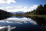 Mirrorlake mit Wolken © mkoenen
