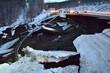 Alaska Earthquake Damage on the southbound Glenn Highway, 11/30/2018