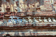 fresco in the old Kings Palace in Polonnaruwa - 236540761