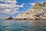 Rocks in Balaklava bay - 236570932