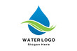 WATER LOGO DESIGN - 236579343