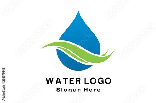 WATER LOGO DESIGN - 236579343