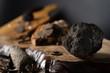 Italian black truffle